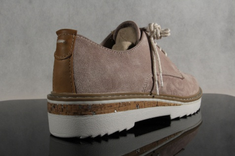 Marco beige/ Tozzi Schnürschuhe Sneakers Halbschuhe beige/ Marco düne NEU! ab2c52