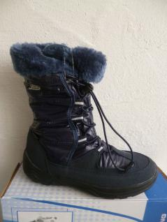 Lico Mädchen Stiefel Winterstiefel Stiefel NEU!! blau wasserdicht NEU!! Stiefel 8b84a6