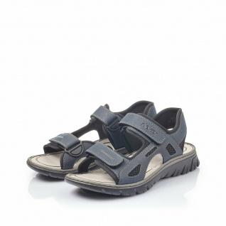 Rieker Sandale Sandalen Sandalette Sandaletten blau 26761 NEU