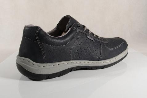 Rieker Herren blau Schnürschuhe, Halbschuhe 15225 Sneakers blau Herren NEU! ad0977