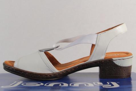 Jenny Damen Sandale Sandalette Sling NEU!! weiss NEU!! Sling 0c8ac3