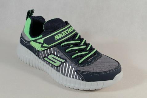 Skechers Jungen Slipper Sneaker Sneakers Sportschuhe Halbschuhe grau NEU!