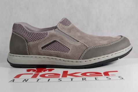 Rieker Halbschuhe Slipper Schnürschuhe Sneaker extra grau extra Sneaker weit NEU!! Beliebte Schuhe 9cc48e