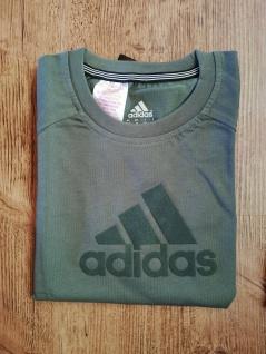 Adidas T-Shirts Set Jungen schwarz beige grün/khaki Angebot Kinder Sport NEU - Vorschau 3