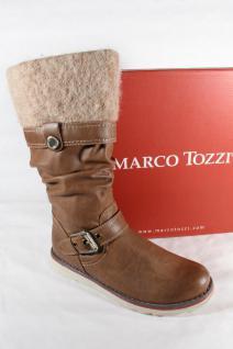 Marco Tozzi 26403 Stiefel, braun, gefüttert, RV, 26403 Tozzi NEU!! 0c73ca