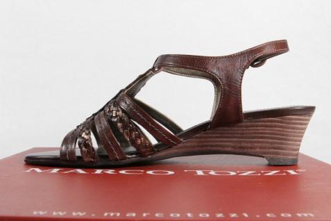 Marco Tozzi NEU! Damen Sandalen Sandaletten braun NEU! Tozzi d55938