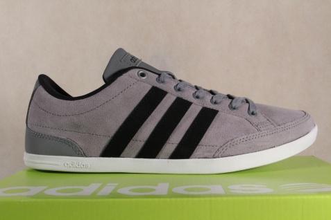 Adidas Schnürschuhe Sneakers grau Halbschuhe Sportschuhe CAFLAIRE Leder grau Sneakers NEU! Beliebte Schuhe 323165