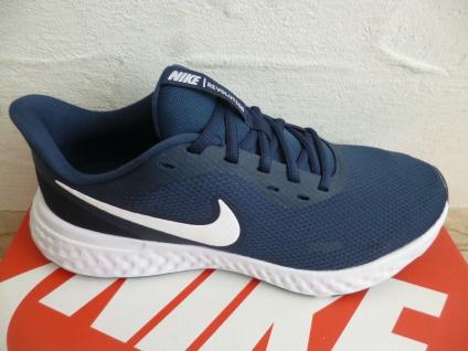 Nike Sneakers Freizeitschuhe Sportschuhe Laufschuhe Halbschuhe blau NEU