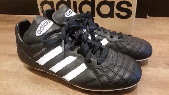 Adidas Fußballschuh schwarz/weiß Nockenstollen NEU Sportschuh Kinder Fußball NEU