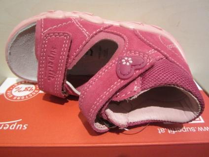 Superfit Neu LL-Sandale pink KV Lederfußbett Neu Superfit !!! 6978f6