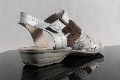 Soft Line by Jana Damen Neu! Sandalen Sandaletten Pantoletten grau Neu! Damen 1ee012