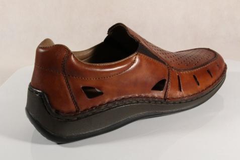 Rieker Herren Sneaker, Slipper, Sneaker, Herren Halbschuh, braun, Echtleder 05276 NEU Beliebte Schuhe 844a0b