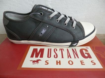 Mustang Damen Sneaker Sneakers Slipper Sportschuhe grau 1209 NEU!