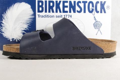Birkenstock blau Pantolette Pantoletten Pantoffel Hauschuhe blau Birkenstock 051063 NEU! 83fd10