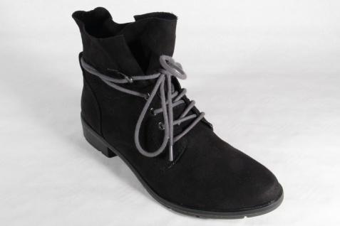Marco Tozzi Stiefel, 25100 Stiefeletten, Stiefel Kunstleder schwarz 25100 Stiefel, NEU! 348f47