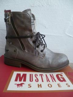 Mustang Stiefel Stiefeletten Schnürstiefel Boots Winterstiefel NEU!