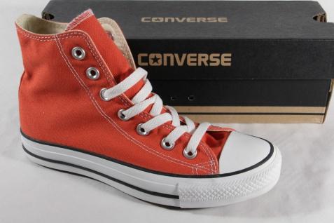 Converse All Star Schnürstiefel Stiefel Sneakers orange, Textil/Leinen, Neu!!!
