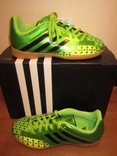 "adidas Sportschuhe Fußballschuhe "" Predito LZ IN J"" grün NEU!"