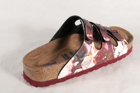 Birkenstock Papillio Damen Pantoletten, Softfußbett 1000609 Softfußbett Pantoletten, NEU! Beliebte Schuhe f452d1