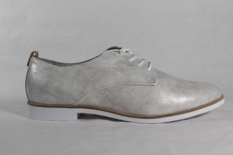 Bugatti Damen Schnürschuhe Sneakers Halbschuhe NEU! offWeiß NEU! Halbschuhe 1f4928
