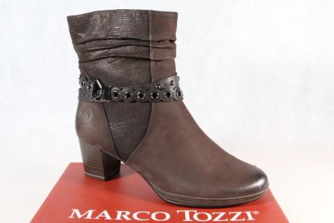 Marco Tozzi Stiefel Stiefelette Boots Winterstiefel braun 25385 NEU!!