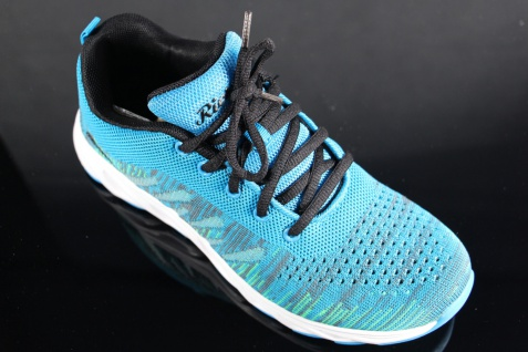 Rieker Damen Schnürschuhe Sneakers N9300 Sportschuhe Halbschuhe blau N9300 Sneakers NEU! f5fb5f