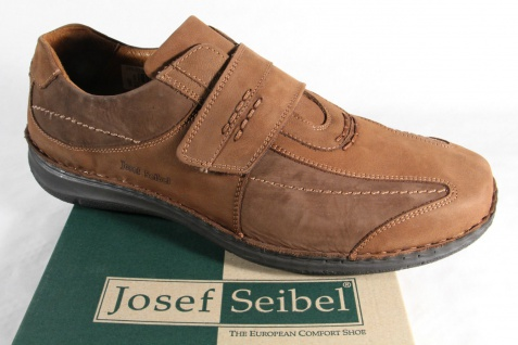 Seibel Herren Slipper Halbschuhe Sneakers Sportschuhe braun braun Sportschuhe Leder NEU 12ebf4