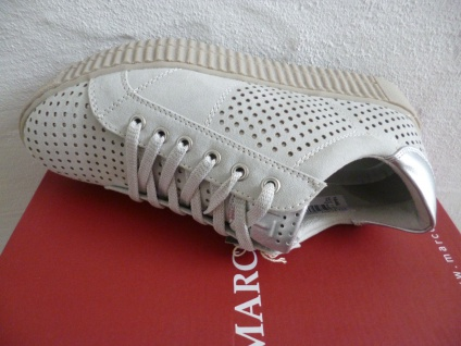 Marco Tozzi Schnürschuhe Sneakers Halbschuhe NEU! grau 23718 NEU! Halbschuhe 04fab4