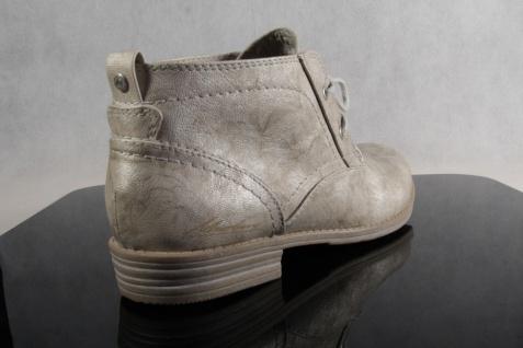 Mustang Stiefel Schnürstiefel Stiefeletten Schnürstiefel Stiefel Stiefel beige NEU! 7f007c