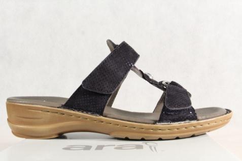 Ara Damen 27273 Pantoletten Sandalen Sandaletten blau 27273 Damen NEU! ac6c37