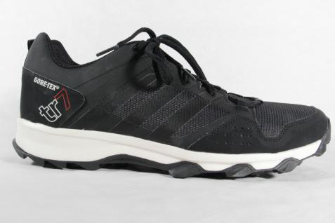adidas Kanadia 7 TR Fußbetteinlage, GTX Gore-Tex schwarz/ weiß Fußbetteinlage, TR wasserdicht, bd5f7c