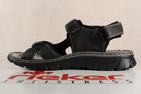 Rieker Sandalen Sandaletten grau Klettverschluss NEU!!! 26757 NEU!!! Klettverschluss a2d40c