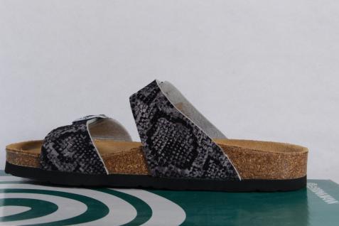 Dr. Brinkmann Damen Pantolette NEU! Pantoffel schwarz/ multicolor, 700939 NEU! Pantolette d5ad85