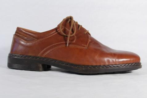 Seibel Sneaker Herren Schnürschuh, Halbschuh Sneaker Seibel braun, Lederinnensohle, 37220 NEU! Beliebte Schuhe e0890d