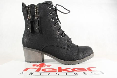 Rieker Damen Stiefel 92519 Stiefelette Stiefel Winterstiefel schwarz 92519 Stiefel NEU 1cfe8b