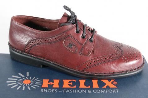 Helix Star Sneaker Walker Herren Schnürschuh, Halbschuh Sneaker Star rotbraun, NEU! f3d8c2