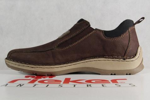 Rieker Slipper Sneakers weiche Halbschuhe braun weiche Sneakers Lederinnensohle NEU 78d6c6