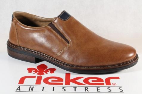 Rieker Halbschuhe Slipper Schnürschuhe Sneakers Sneaker braun 17650 NEU!!