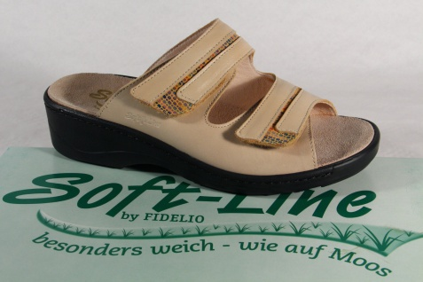 Fidelio Pantoffel Soft Line Damen Pantolette Pantoffel Fidelio NEU! 45472c