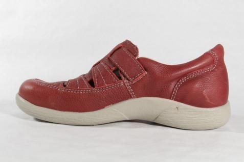 Jomos Damen Slipper, Einlagen rot, Lederwechselfußbett für lose Einlagen Slipper, geeignet NEU! 4fdf69