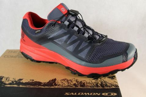 Salomon XA Discovers GTX Sportschuhe Halbschuhe Sneakers Laufschuhe grau Neu!