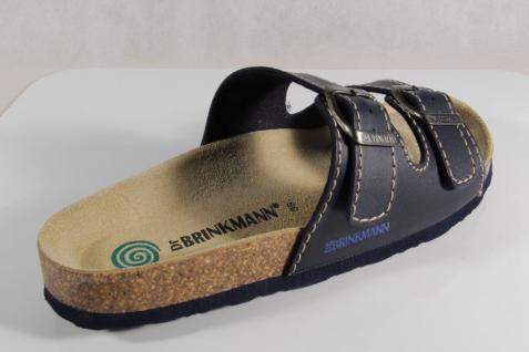 Dr. Brinkmann Pantolette Pantolette Brinkmann Pantoffel blau NEU! 17e7c2