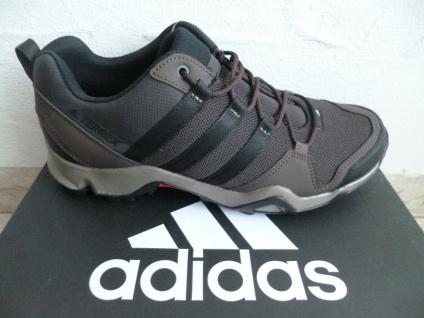 Adidas Terrex Sportschuhe Sneakers Schnürschuhe Herren braun NEU!