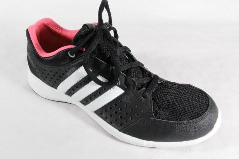 adidas Schnürschuh Sneaker Sportschuh Arianna schwarz/weiss NEU - Vorschau 5