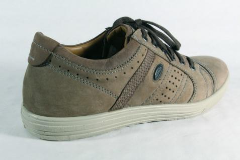 Jomos Herren Sneakers Schnürschuhe Halbschuhe Sneakers Herren Leder oliv NEU a205d5