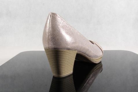 Marco Tozzi Pumps Ballerina NEU! Slipper rose metallic Echtleder NEU! Ballerina 620176