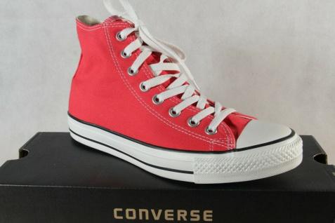 Converse All Star Sneaker Schnürschuh Turnschuh rot 130126C Neu!!!