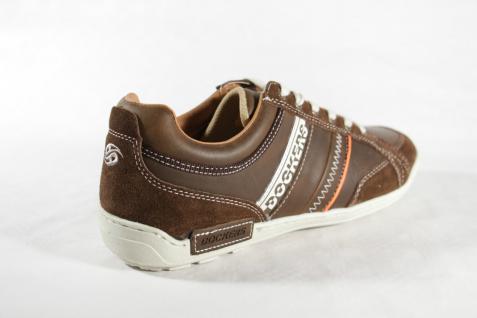 Dockers Herren Schnürschuh, geeignet, braun, für lose Einlagen geeignet, Schnürschuh, Leder 32CE016 NEU! defb37