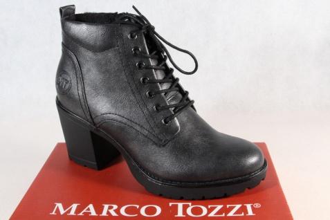 Marco Tozzi Stiefel Stiefelette Boots Winterstiefel grau 25204 NEU!!
