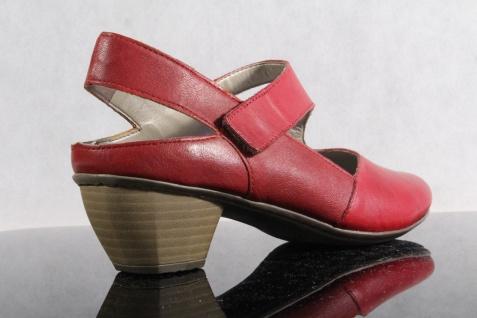 Rieker Damen Sandale Sandalette Sandalen Sling rot rot Sling Echtleder 41779 NEU!! Beliebte Schuhe 17d906
